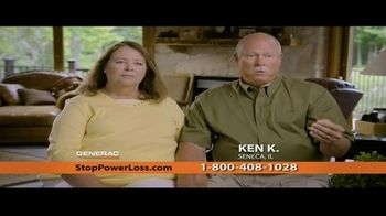 Generac Automatic Home Standby Generator TV Spot, 'Power Stays On' - Thumbnail 7