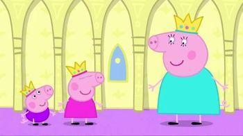 Peppa Pig Princess Castle Playset TV Spot, 'Celebration' - Thumbnail 1