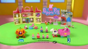 Peppa Pig Princess Castle Playset TV Spot, 'Celebration' - Thumbnail 9