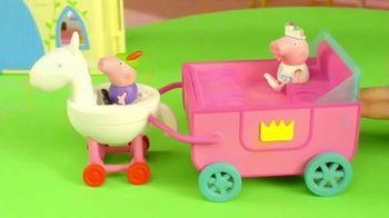 Peppa Pig Princess Castle Playset TV Spot, 'Celebration' - Thumbnail 2