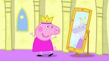 Peppa Pig Princess Castle Playset TV Spot, 'Celebration' - Thumbnail 4