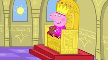 Peppa Pig Princess Castle Playset TV Spot, 'Celebration' - Thumbnail 8