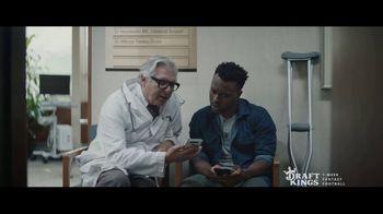 DraftKings Billion Dollar Lineup TV Spot, 'Earnings Dysfunction'