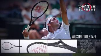 Tennis Express TV Spot, 'Tennis Racquets Demo'