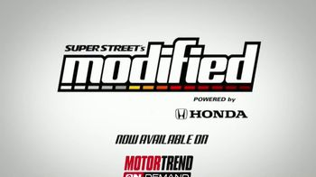 Motor Trend OnDemand TV Spot, 'Modified' - 81 commercial airings