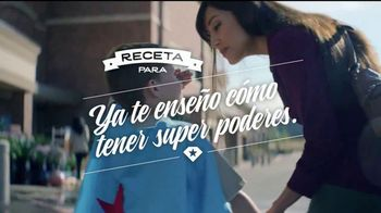 The Kroger Company TV Spot, 'Receta: súper poderes' [Spanish]