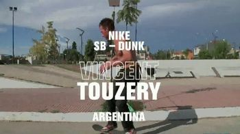 Nike SB Dunk TV Spot, 'Skateboarding Argentina' Featuring Vincent Touzery