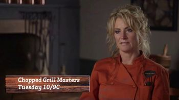 Sargento Provolone TV Spot, 'Food Network: Chopped Grill Masters' - Thumbnail 4