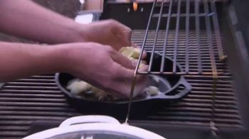 Sargento Provolone TV Spot, 'Food Network: Chopped Grill Masters' - Thumbnail 5