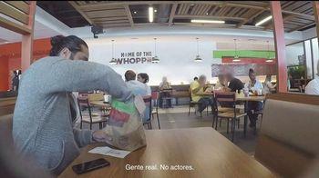 Burger King 2 for $6 Whopper Deal TV Spot, 'Sorpresa' [Spanish] - Thumbnail 1