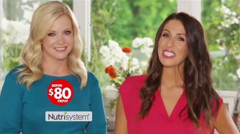 Nutrisystem Lean13 TV Spot, '80off' ft. Soleil Moon Frye, Melissa Joan Hart - 343 commercial airings