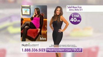 Nutrisystem Lean13 TV Spot, '80off' ft. Soleil Moon Frye, Melissa Joan Hart - Thumbnail 3