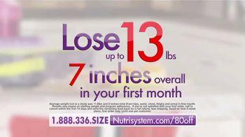 Nutrisystem Lean13 TV Spot, '80off' ft. Soleil Moon Frye, Melissa Joan Hart - Thumbnail 4
