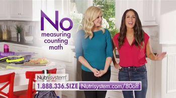 Nutrisystem Lean13 TV Spot, '80off' ft. Soleil Moon Frye, Melissa Joan Hart - Thumbnail 5