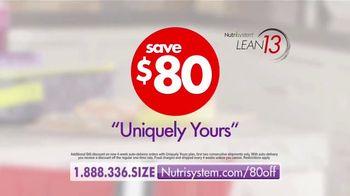 Nutrisystem Lean13 TV Spot, '80off' ft. Soleil Moon Frye, Melissa Joan Hart - Thumbnail 6