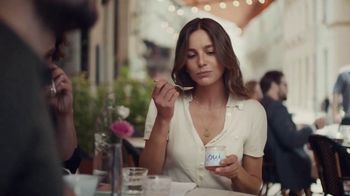 Yoplait Oui TV Spot, 'Melanie' - 848 commercial airings