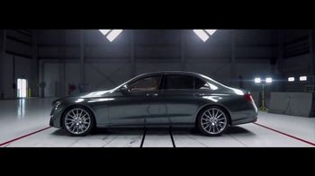 2017 Mercedes-Benz E300 Sport Sedan TV Spot, 'Everything and More'