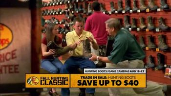 Bass Pro Shops Fall Hunting Classic TV Spot, 'Free Seminars & Trade-Ins' - Thumbnail 6