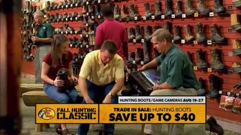 Bass Pro Shops Fall Hunting Classic TV Spot, 'Free Seminars & Trade-Ins' - Thumbnail 7