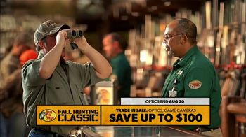 Bass Pro Shops Fall Hunting Classic TV Spot, 'Free Seminars & Trade-Ins' - Thumbnail 8