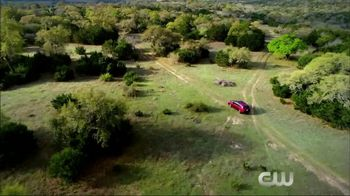 Subaru TV Spot, 'The CW: Planting a Tree' Featuring Mehcad Brooks [T1] - Thumbnail 3