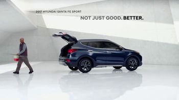 2017 Hyundai Santa Fe Sport TV Spot, 'Cargo Volume' [T2] - Thumbnail 7