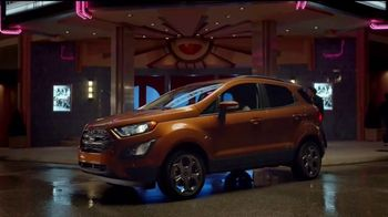 2018 Ford EcoSport TV Spot, 'Be the Guardian of Your Galaxy' [T1] - Thumbnail 9