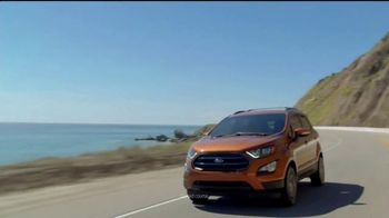 2018 Ford EcoSport TV Spot, 'Be the Guardian of Your Galaxy' [T1] - Thumbnail 3
