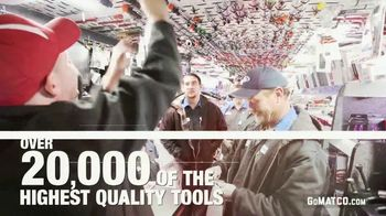 Matco Tools TV Spot, 'Franchise'