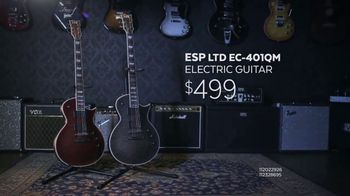 Guitar Center Guitar-A-Thon TV Spot, 'ESP and Ibanez Electric Guitars' - Thumbnail 5