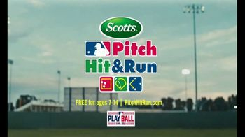 2017 Scotts Pitch, Hit & Run TV Spot, 'Youth Skills Competition' - Thumbnail 10