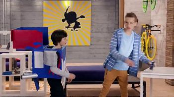 Transformers Turbo Changer TV Spot, 'Disney XD: What's Up' - Thumbnail 4