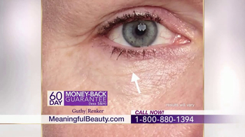 Meaningful Beauty TV Spot, 'Recapturing Your Youth' Featuring Lori Loughlin - Thumbnail 7