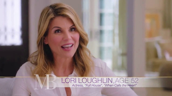 Meaningful Beauty TV Spot, 'Recapturing Your Youth' Featuring Lori Loughlin - 85 commercial airings