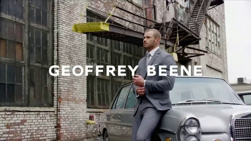 Geoffrey Beene Tv Commercial A Man On A Mission