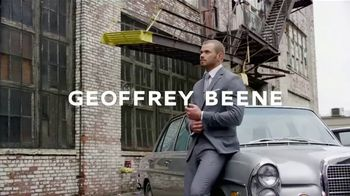 Geoffrey Beene TV Spot, 'A Man on a Mission' Featuring Kellan Lutz - 56 commercial airings