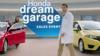 Honda Dream Garage Sales Event TV Spot, '2017 Fit LX CVT' [T2] - Thumbnail 2