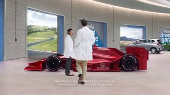 Honda Dream Garage Sales Event TV Spot, '2017 Fit LX CVT' [T2] - Thumbnail 6