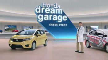 Honda Dream Garage Sales Event TV Spot, '2017 Fit LX CVT' [T2] - Thumbnail 8