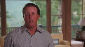 The Greenbrier TV Spot, 'So Much to Do' Featuring Phil Mickelson - Thumbnail 8