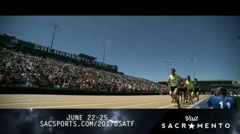 Visit Sacramento TV Spot, '2017 USATF Outdoor Championships' - Thumbnail 2