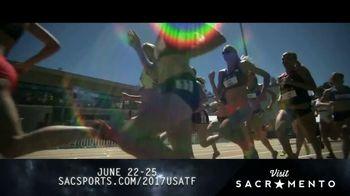 Visit Sacramento TV Spot, '2017 USATF Outdoor Championships' - Thumbnail 3