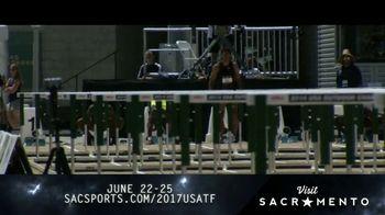 Visit Sacramento TV Spot, '2017 USATF Outdoor Championships' - Thumbnail 4