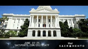 Visit Sacramento TV Spot, '2017 USATF Outdoor Championships' - Thumbnail 6