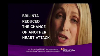 Brilinta TV Spot, 'We Are Survivors' - 1750 commercial airings
