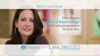 E4 Freedom TV Spot, 'Birth Control Study' - Thumbnail 2