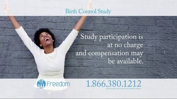 E4 Freedom TV Spot, 'Birth Control Study' - Thumbnail 4