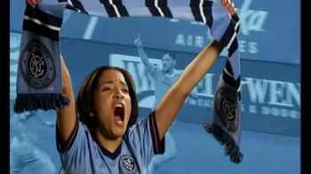 MLS Store TV Spot, 'Official NYC FC Gear' - 15 commercial airings