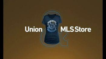 MLS Store TV Spot, 'Official Philadelphia Union Gear' - Thumbnail 6