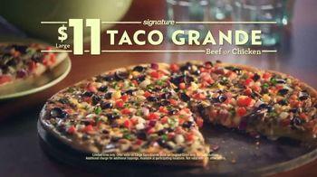 Papa Murphy's Taco Grande Pizza TV Spot, 'Papa Murphy's Law of Nice Try' - Thumbnail 6